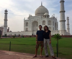 Taj Mahal, one of the most inspiring monuments of love
