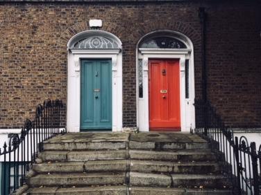 Dublin´s Doors