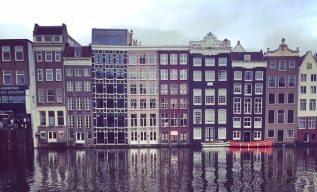 Weekendtrip to Amsterdam 10-12.11.2017
