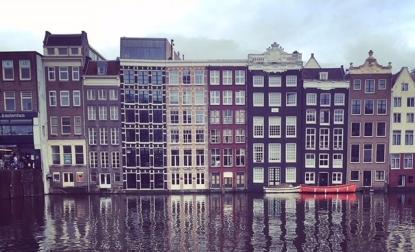 Weekendtrip to Amsterdam 10-12.11.2017